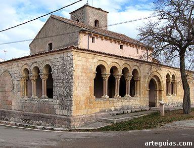 Iglesia de San Pedro ad Vincula de Perorrubio, Segovia
