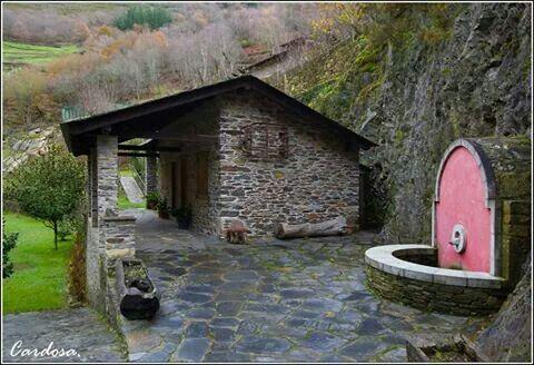 Grandas de Salime. Asturias. España.