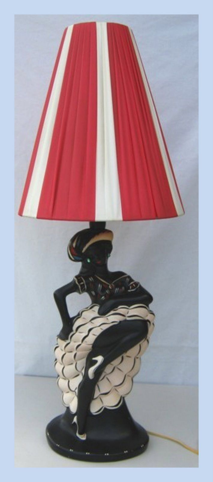 31 best barsony images on pinterest retro lamps and light australia barsony black lady lamp figurine and shade spanish dancer in excellent condition and measures approx arubaitofo Image collections