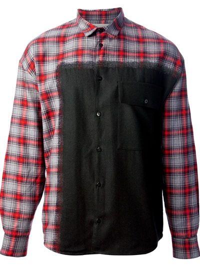 SHAUN SAMSON - check shirt DSM LONDON