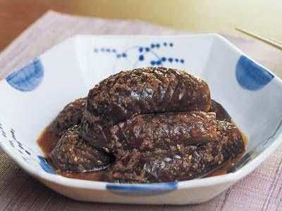 なすの泥亀煮(どんがめに) レシピ 杉本 節子さん|【みんなのきょうの料理】おいしいレシピや献立を探そう