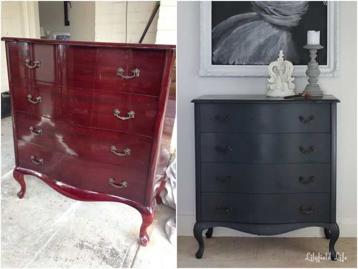 Transforming unloved #secondhand #furniture