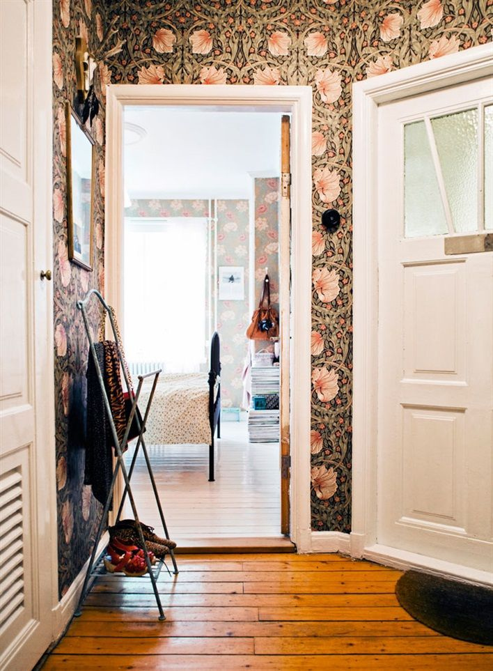 Pimpernel Wallpaper As a Popular Trend