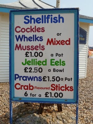 Jellied Eels #OccaHome #SummerTime