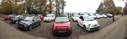 General: New Fiat 500 Owner's Club in UK - The FIAT Forum