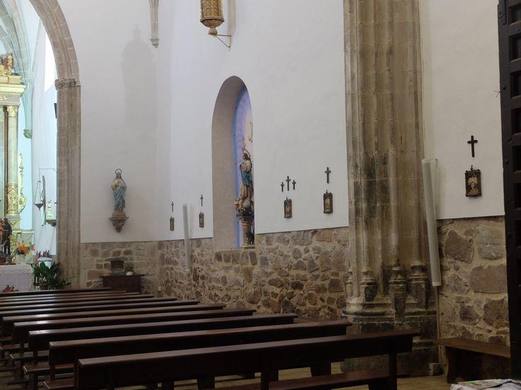 Iglesia de la Asunción. Lado de la epístola