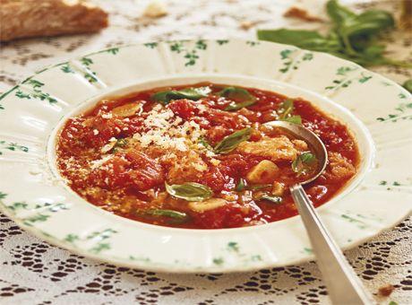 Deník Dity P. - Toskánská rajčatová polévka