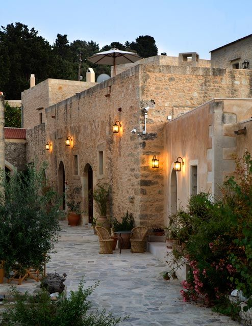 Kapsaliana Village - Rethymnon, Crete, Greece
