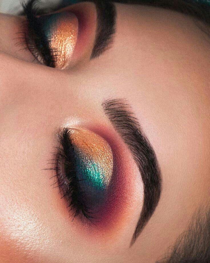 Maquiagem Colorful Makeup Makeup Names Creative Makeup