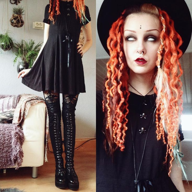 Psychara / Althemy / Art / Fashion / Alternative / Forest Witch / Blogger