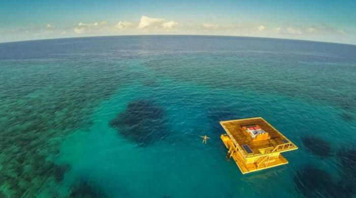 Plus: Impresionante hotel Submarino en Tanzania (África). #hoteles
