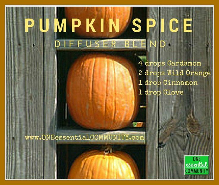 25 ways to diffuse essential oils without a diffuser for How to make pumpkin spice essential oil