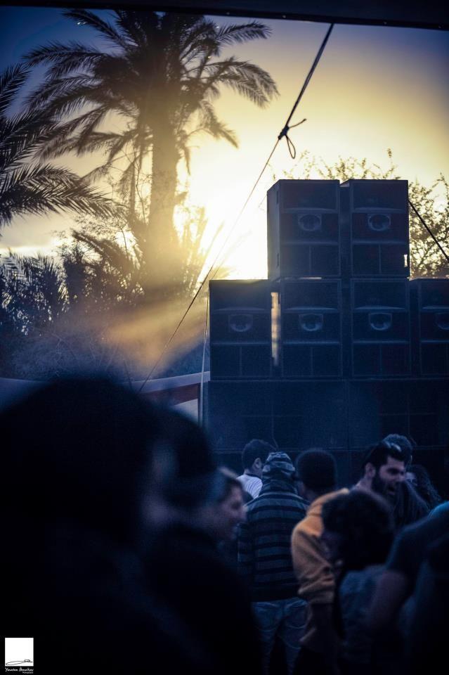 Itzik birthday, 6 sets of X-tro sound system