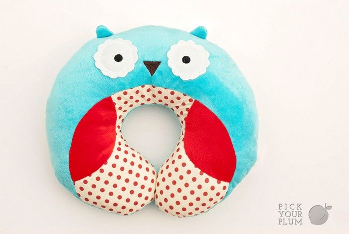 Child Neck Pillows for 60% Off! pickyourplum.com #neckpillows pickyourplum.com