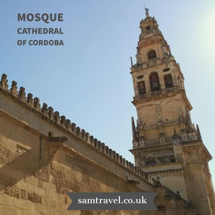 The Mosque–Cathedral of Cordoba also known as the Great Mosque of Cordoba and the Mezquita whose ecclesiastical name is the Cathedral of Our Lady of the Assumption  is the Catholic cathedral of the  Diocese of Cordoba dedicated to the Assumption of the Virgin Mary and located in the Spanish region of Andalusia The structure is regarded as one of the most accomplished monuments of Moorish  architecture. #islam #muslim #islamic #islamicquotes #islamicreminder #hajj  #umrah #muslimah #muslims