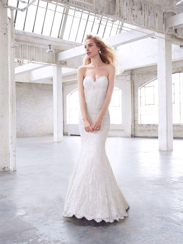 361 besten Bridal Gowns Bilder auf Pinterest | Braut bräutigam ...