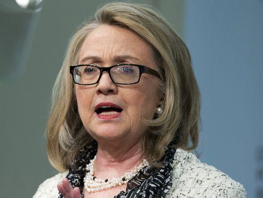 Hillary Clinton endorses gay marriage