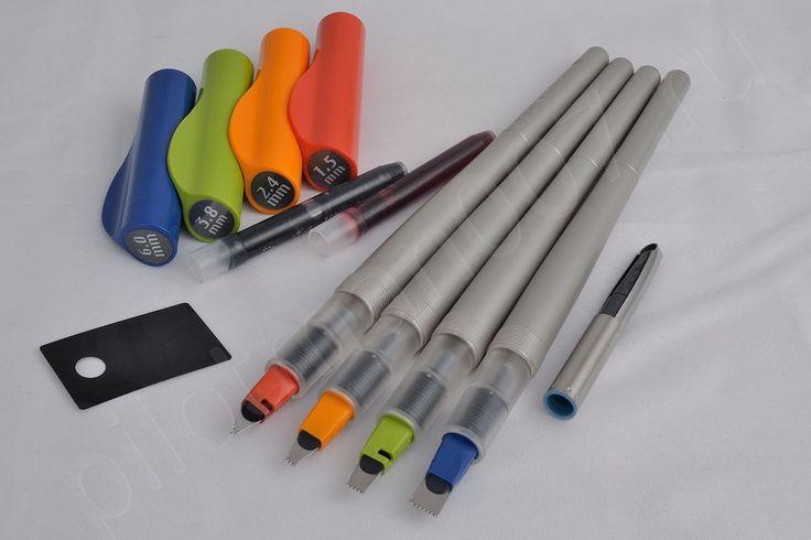 Pilot Calligraphy Parallel Pen Set