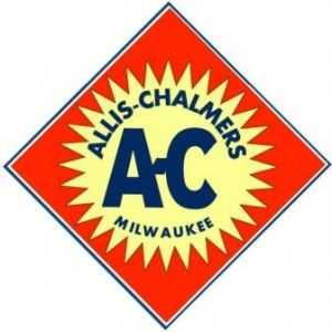 Allis Chalmers logo | White River Valley Antique Association