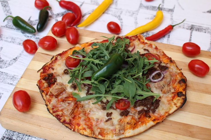 Ranteita myöjen taikinasa: Paras pizzapohja