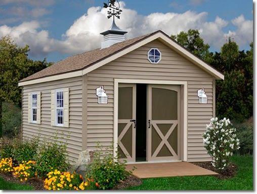 220 best wood sheds images on pinterest wood shed kits garden