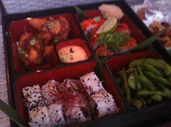 bendo box, sani resort, sea you bar