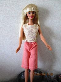 Barbie Outfit #3