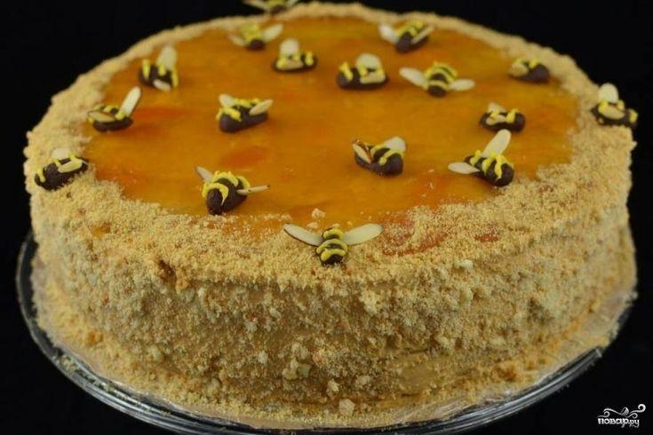 Торты - рецепты с фото на Повар.ру (1122 рецепта тортов)