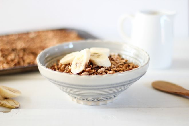 Nutrition Stripped | Cinnamon Puffed Rice Cereal | http://nutritionstripped.com