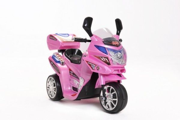 Tigris Wholesale Battery Powered - 6V Mini Motorbike (Pink) - Availability: in stock - Price: £57.99