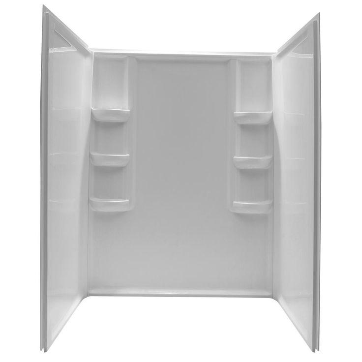 Bathroom Tub Surround Tile Ideas: Best 25+ Shower Surround Ideas On Pinterest