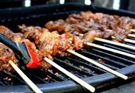 Thai Satay Recipes for Summer! (grill and oven recipes): How to Make Thai Chicken Satay, Easy Step by Step Recipe!