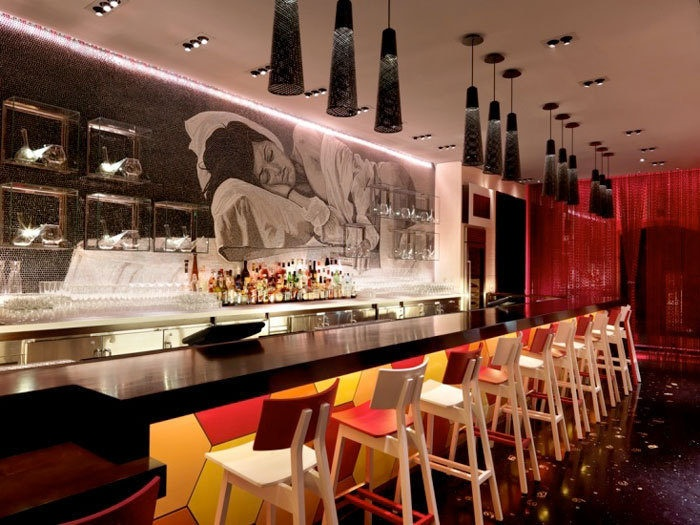 Jaleo Restaurant Rockwell Group Toormix Las Vegas 06 By