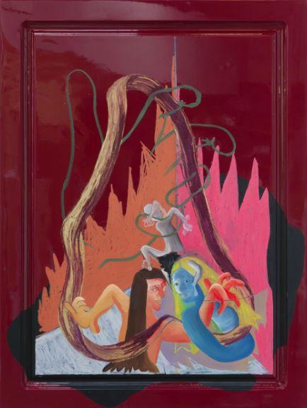 nora berman surrealism art painting