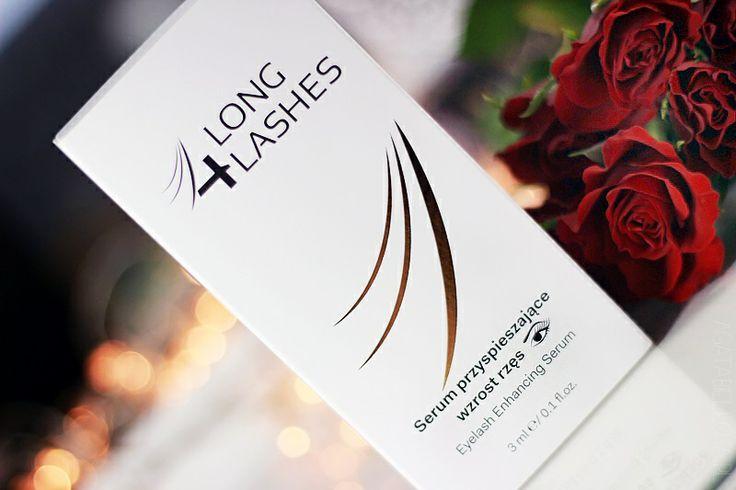 piękne rzęsy czas start! | Long 4 Lashes, serum przyspieszające wzrost rzęs - Oceanic ~ Agu Blog