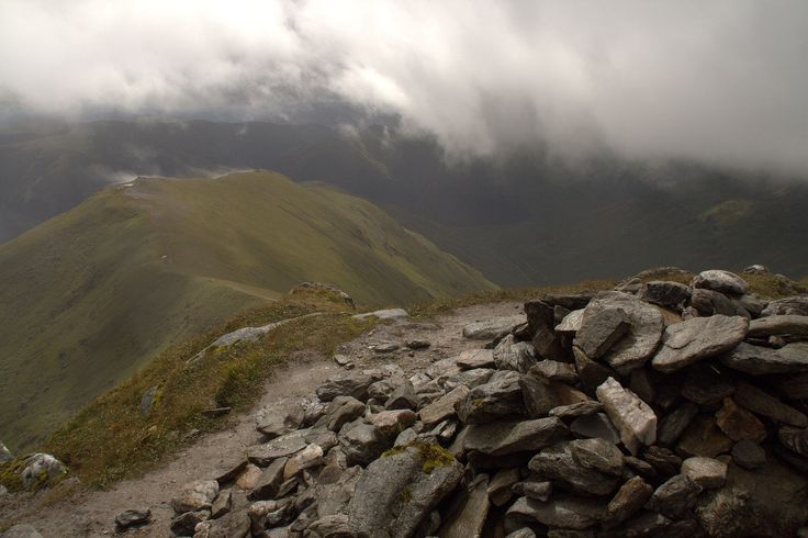 Stob Binnein | Pictures by Chris Bowness | Scottish Scenery & Mountains