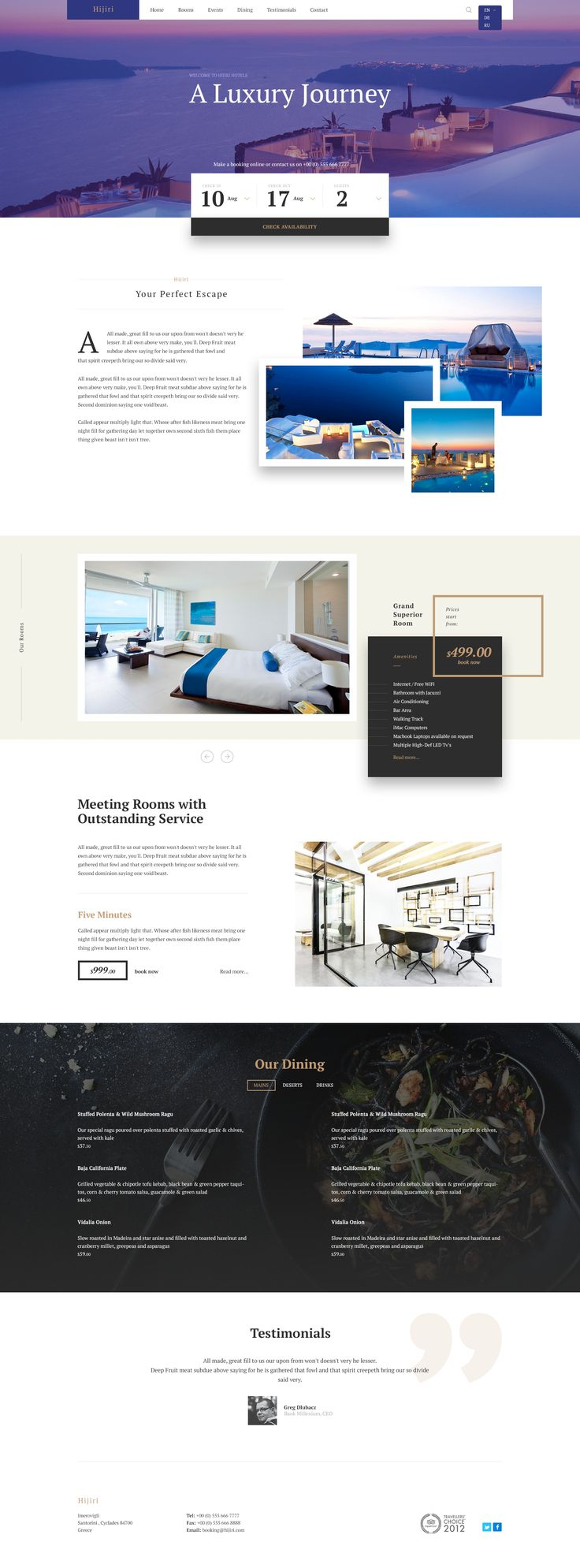 web landing page colors photos illustrations typographic minimalism bright