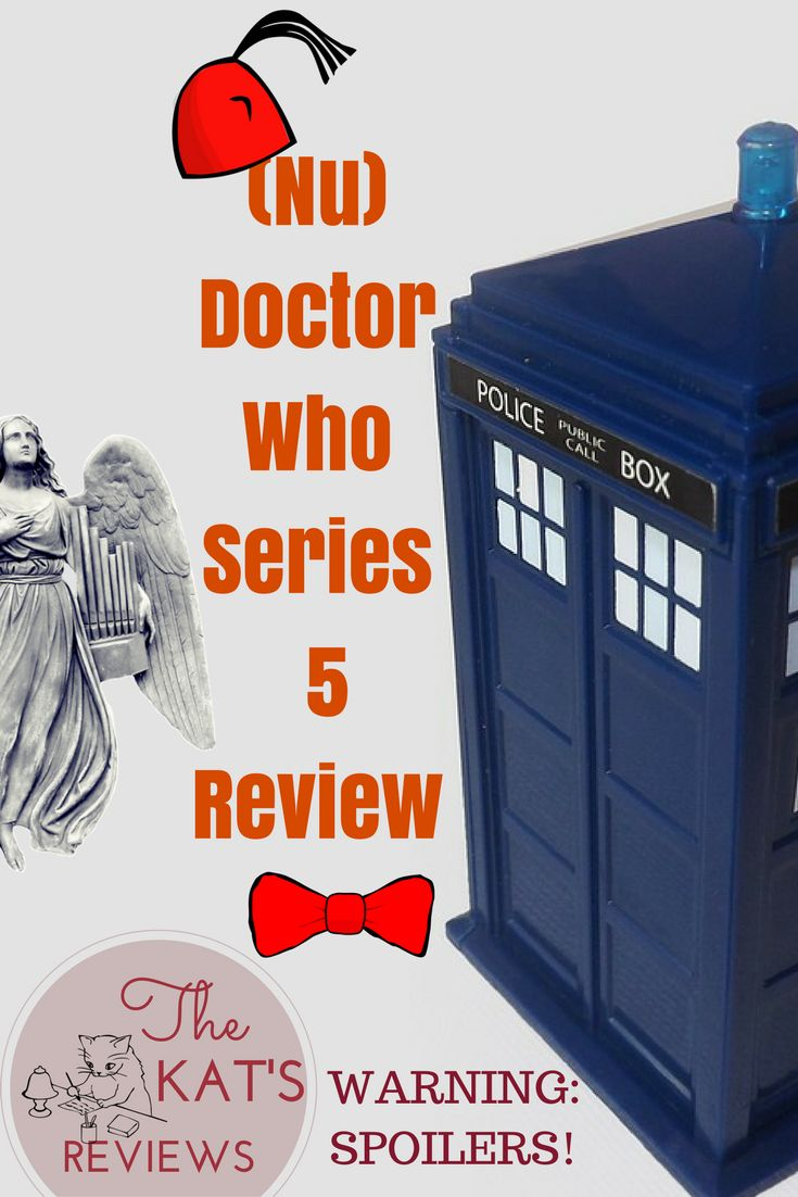 Here's my review of Doctor Who Series 5!