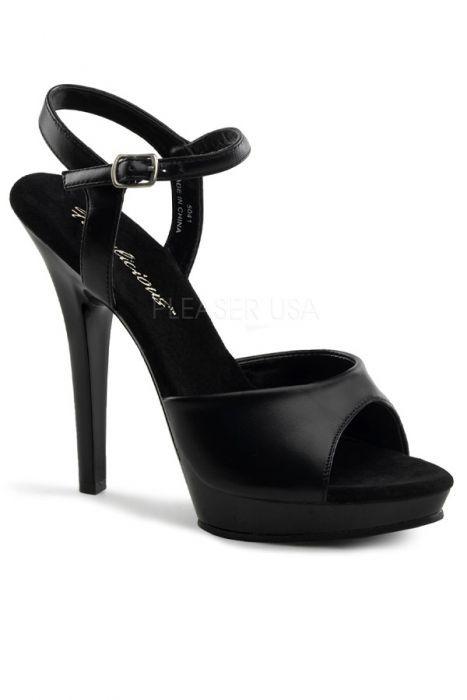 LIP - Chaussures effet cuir - Pleaser (Fabulicious) Pleaser USA débarque sur Génération Lingerie ! #chaussures #pleaser #shoes #sexy A découvrir sur : http://www.generation-lingerie.fr/2/marques/pleaser-usa-shoes/