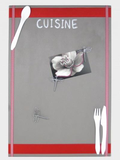 tableau aimant pour la cuisine cuisine pinterest libellules la. Black Bedroom Furniture Sets. Home Design Ideas