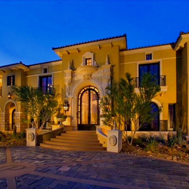 15 Phenomenal Mediterranean Exterior Designs Of Luxury Estates: 51 Best Luxury Homes Images On Pinterest