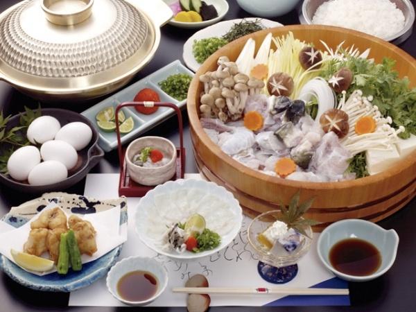 Okayama|岡山 おかやま|Restaurant|Sushi|和風ダイニング すし舟 / 岡山のグルメ【えざかや】活とらふぐを満喫!