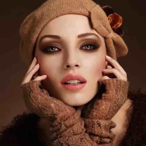 Autumn make-up