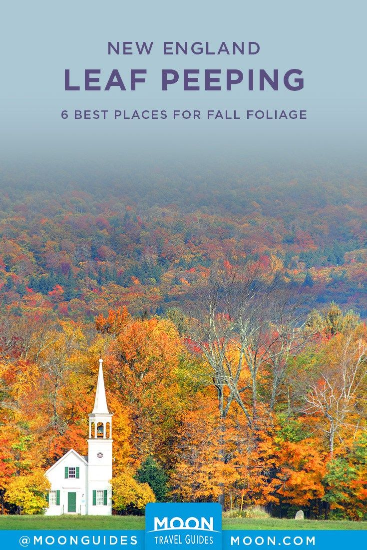 ... Moon Travel Guides. Experiencing the changing colors of fall is truly a  highlight of exploring New England. The leaves are alight in brilliant  hues, ...
