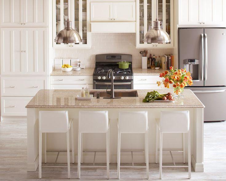 Martha stewart quartz sierra google search kitchen for Martha stewart kitchen ideas