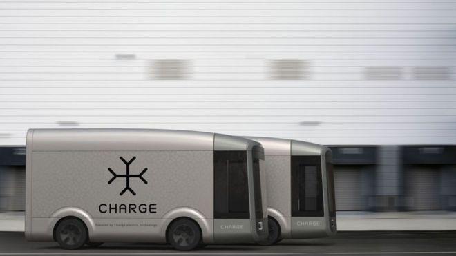 Self-drive electric trucks