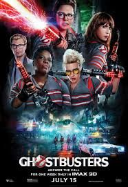 Image result for ghostbusters movie poster 2016