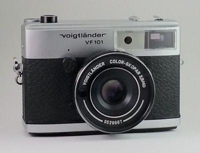 As Minhas Câmaras: Voigtlander VF101 (1972-1976)