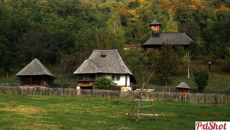 Sat Oltenesc | Viata la tara - fotografie de peisaj - PxlShot.ro