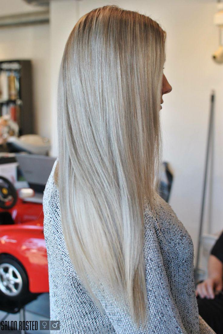 Wow et lækkert hår ønsker mig så meget lyse striber